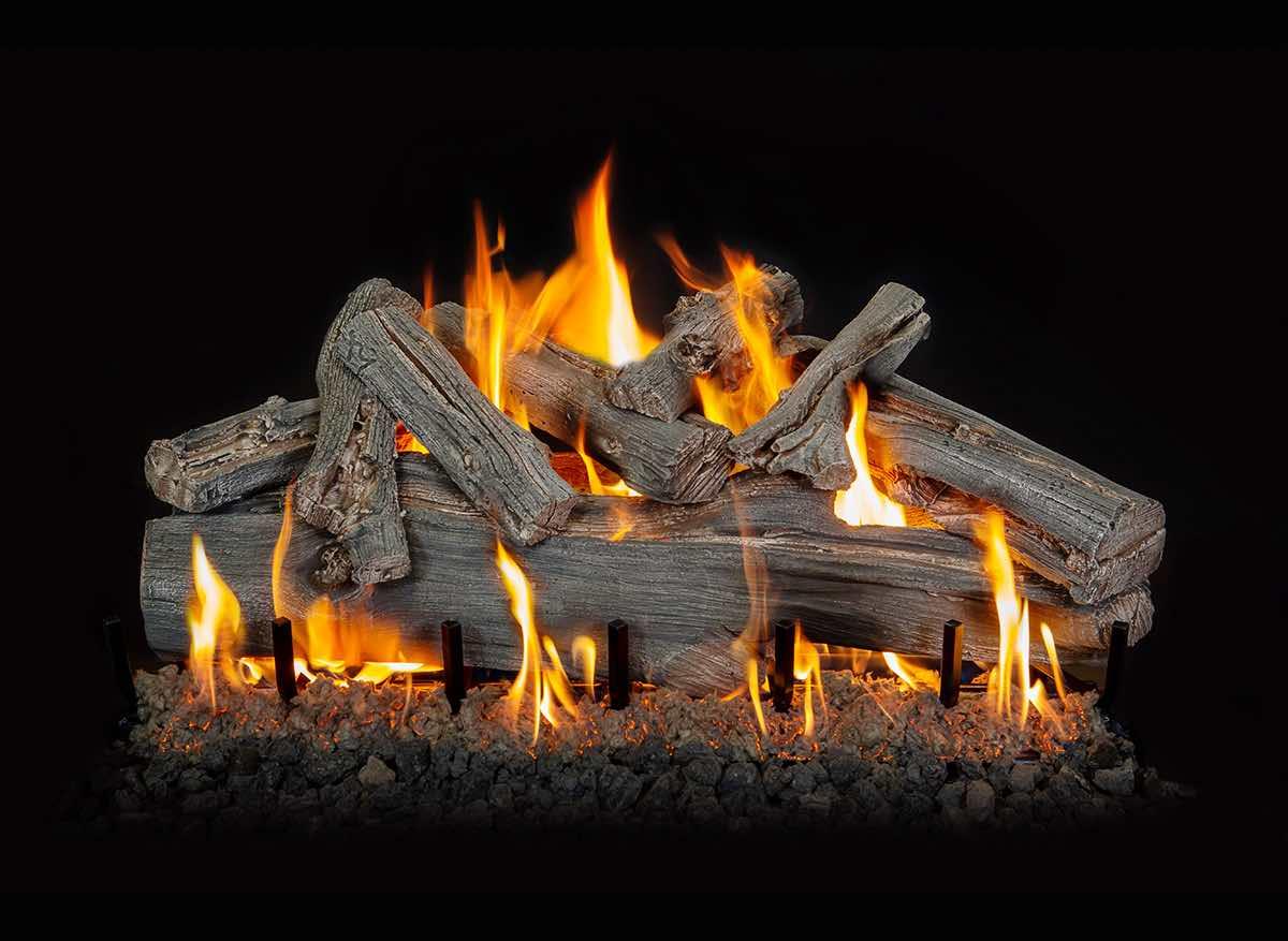 Western Driftwood Grand Canyon Gas Logs