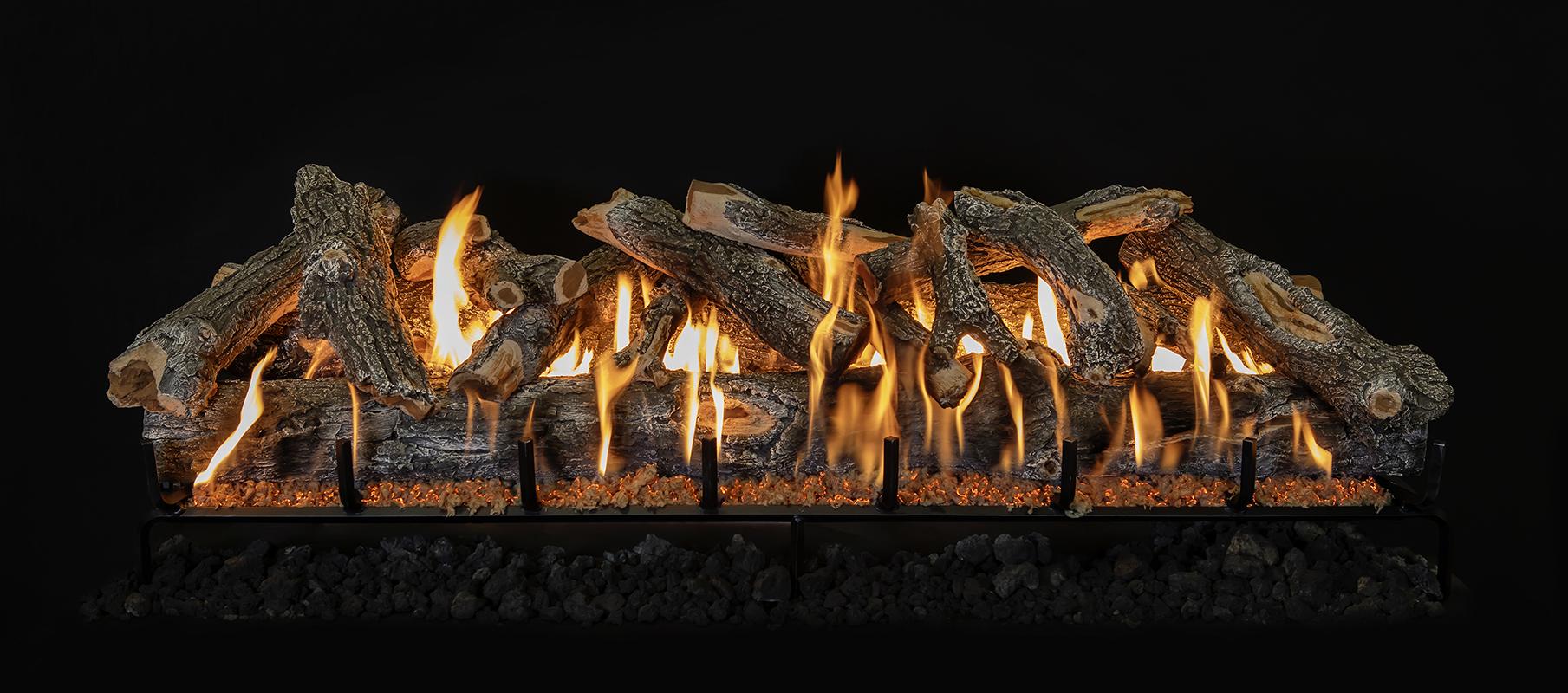 Weathered Oak Gas Logs Grand Canyon Gas Logs